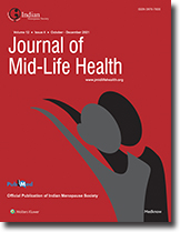 Journal of Mid-life Health